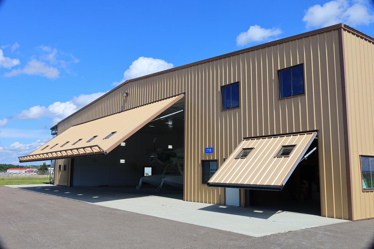 Aviation Service Complex