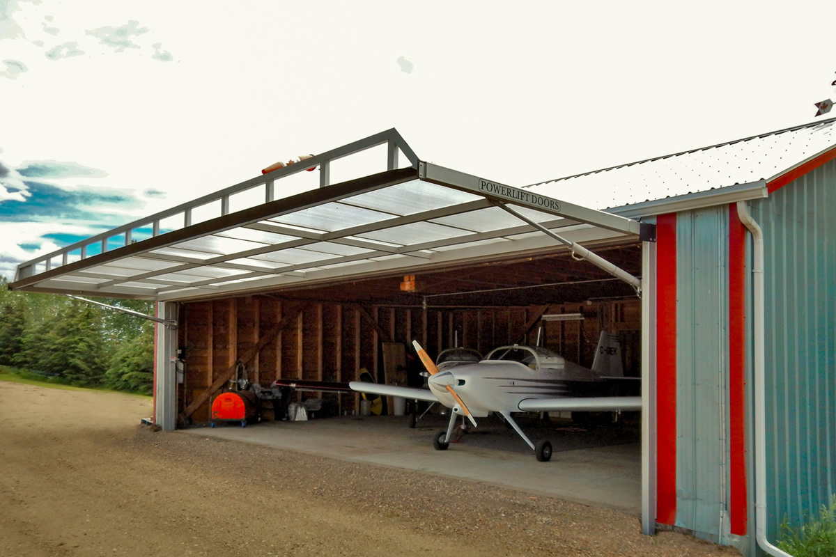 PowerLift Hangar Retrofit